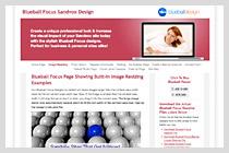 Blueball Focus Design!